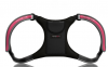Spyder Grip Black and Pink fitness phone backpack
